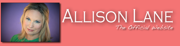 Allison Lane Homepage